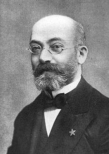 Memoria per Zamenhof, il padre dell'esperanto