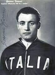Memoria per Giacomo Fornoni, ciclista dorato