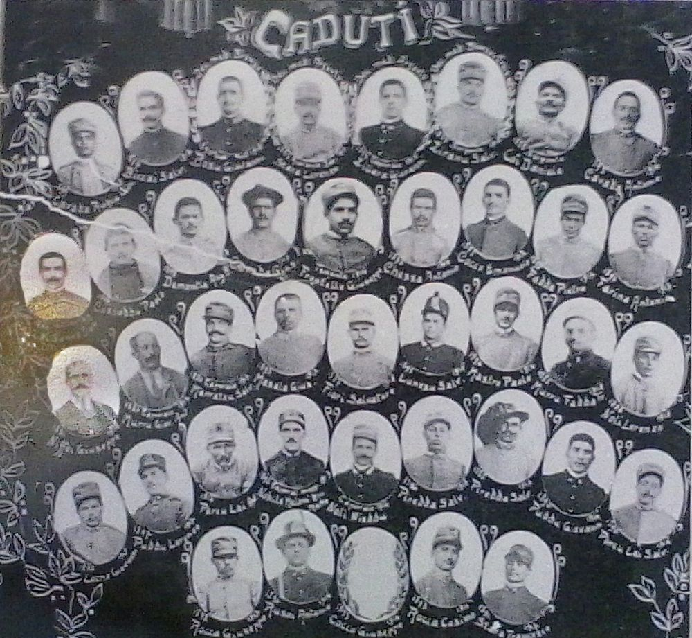 Memoria per Orani commemora i suoi caduti