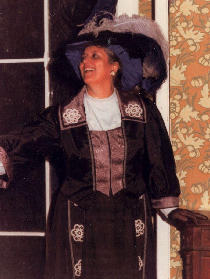 Memoria per Antonietta Chironi, soprano incantevole