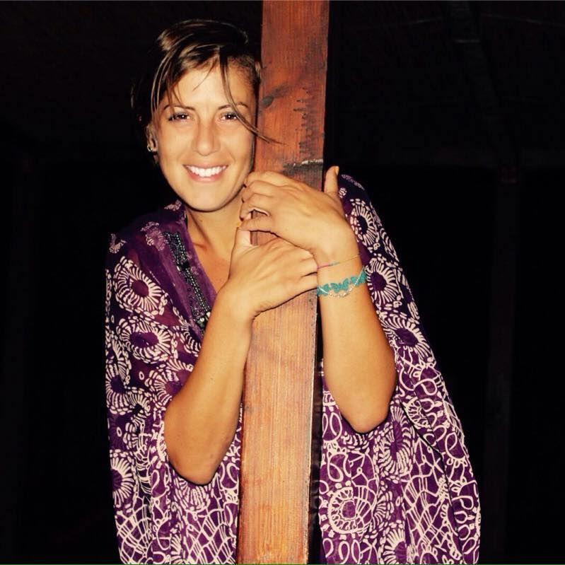 Memoria per Martina Hauber, il sorriso della beacher