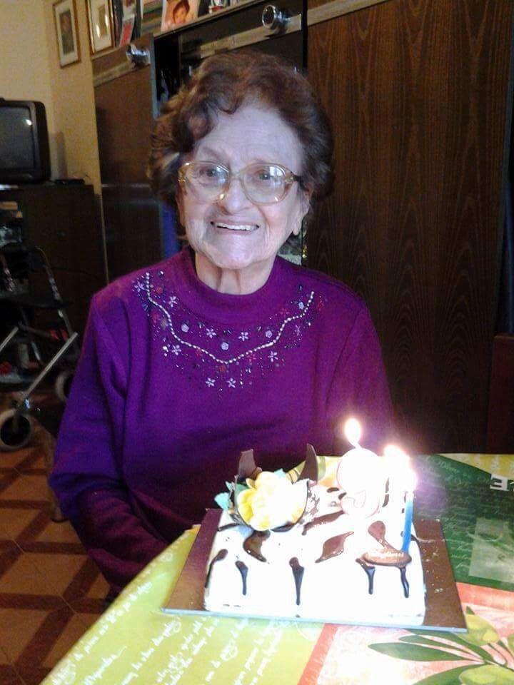 Memoria per Candida Baldizzone, nonna amorevole