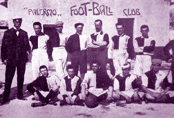 Memoria per Origini inglesi e navali del Palermo calcio