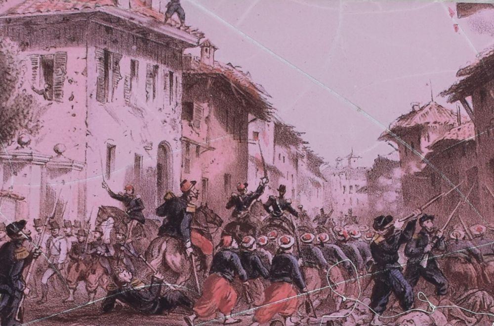"""Memoria per Manzoni, Magenta, e l'""""arida sponda"""" del Ticino"""