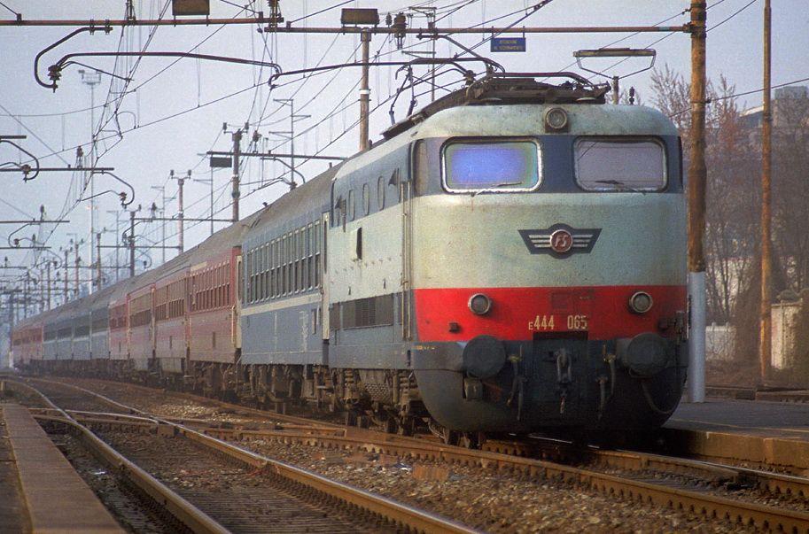 Memoria per Palermo-Milano: la geografia dal treno