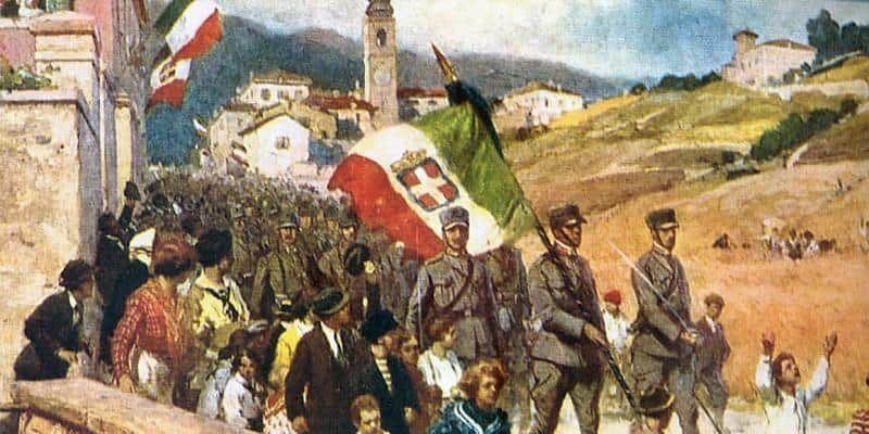 Memoria per Tacere bisogna, e andare avanti: 24 maggio 1915
