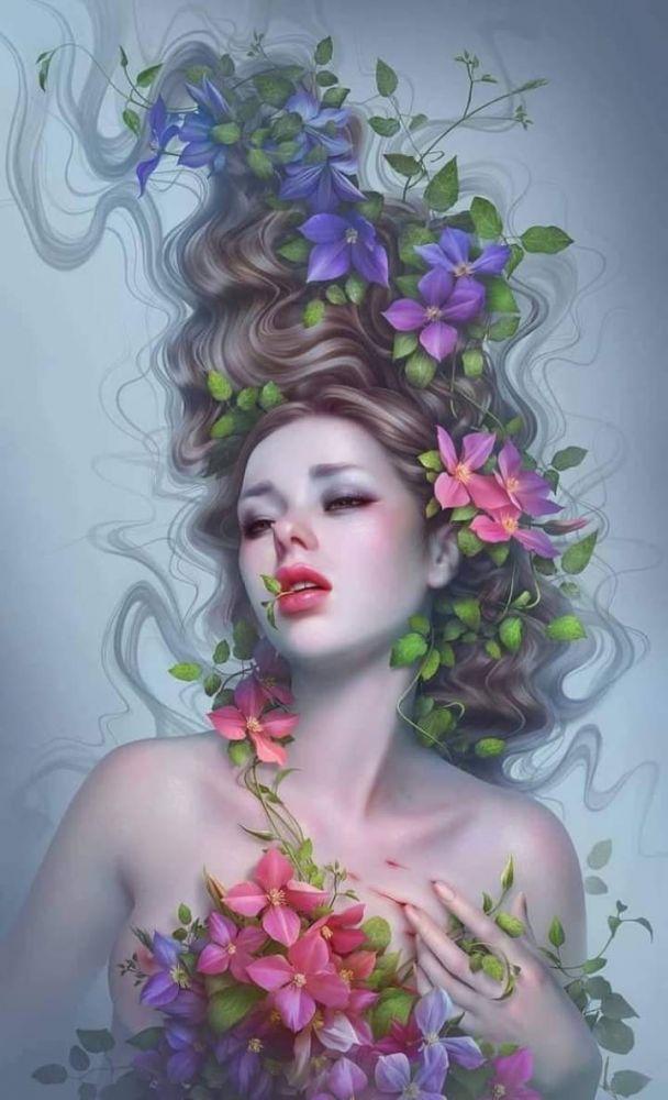 Memoria per Giulia Guarnaccia: poesie con i fiori