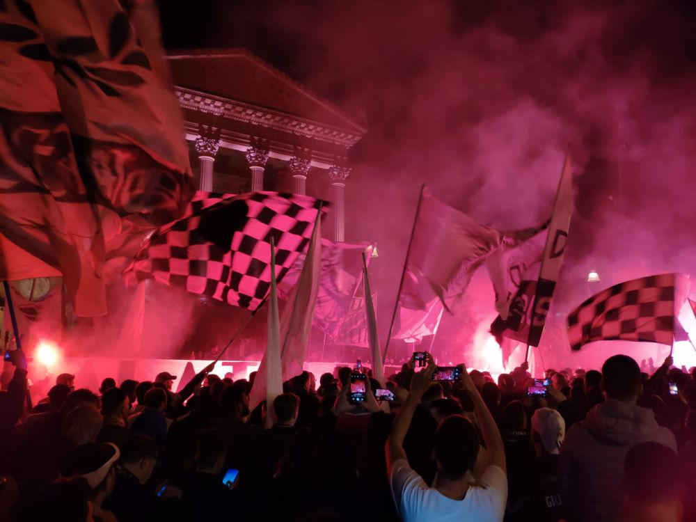 Memoria per Il Palermo in B: vu-cumprà e bimbo che torna a credere