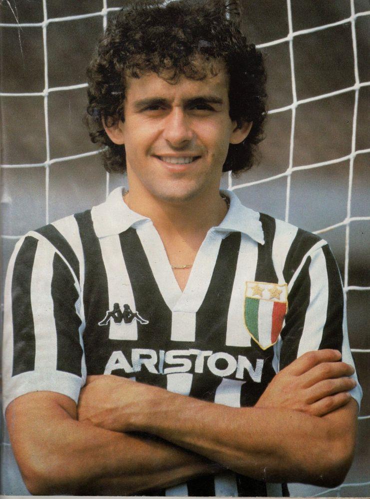 Memoria per Juventus, maggio 1987: la fine dell'era Platini