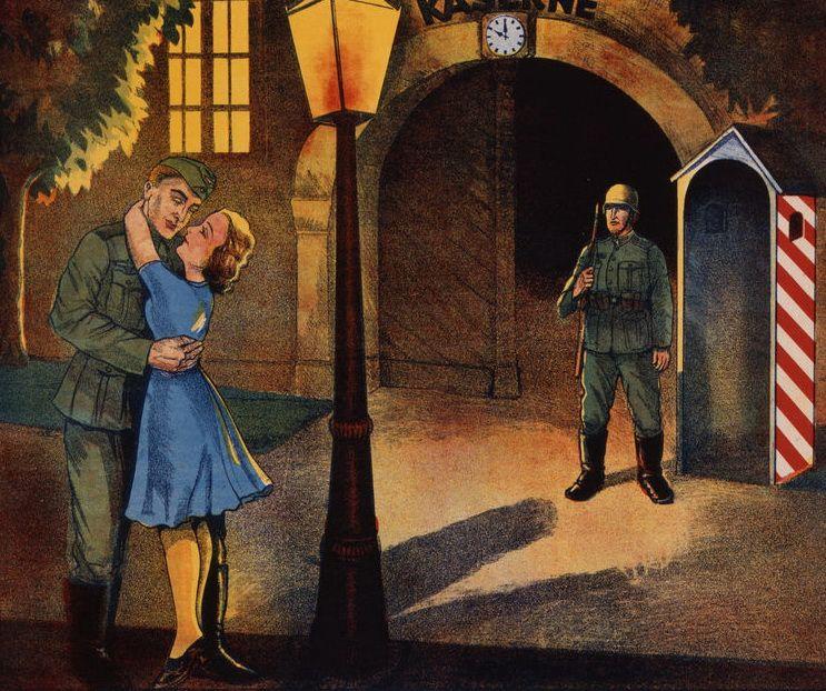 Memoria per La Germania che vinse la guerra (della canzone)