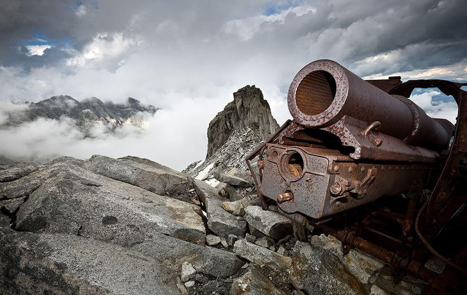 Memoria per Val d'Aosta difesa da fascisti e partigiani. Insieme...
