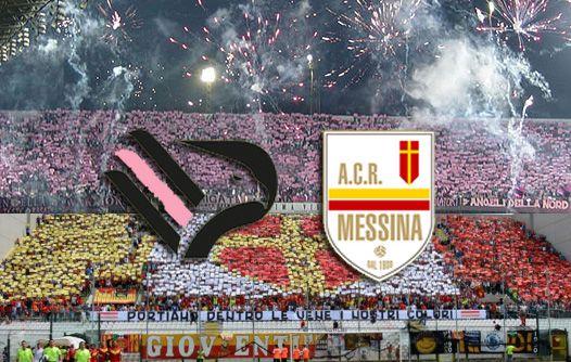 Memoria per Palermo-Messina: derby, terremoto, tradizione
