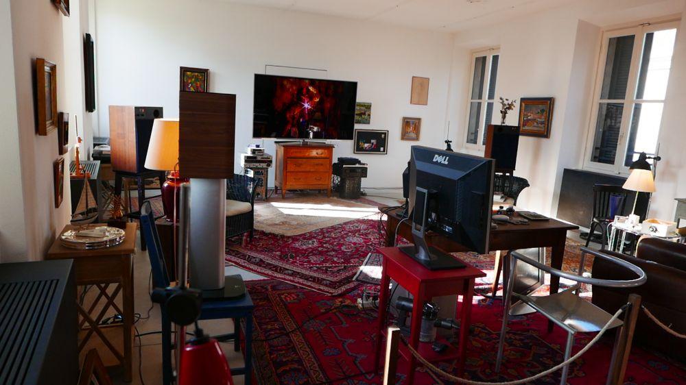"""Memoria per """"Le Studio d'Orphée"""" di Jean-Luc Godard, a Milano dal 4 dicembre."""