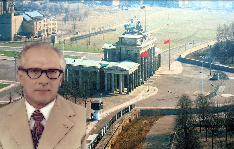 Memoria per Honecker: la strenua difesa del comunismo e del Muro