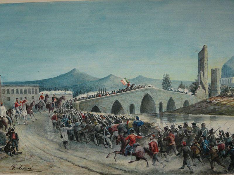 Memoria per Garibaldi, Alleati, mafia e la regìa inglese