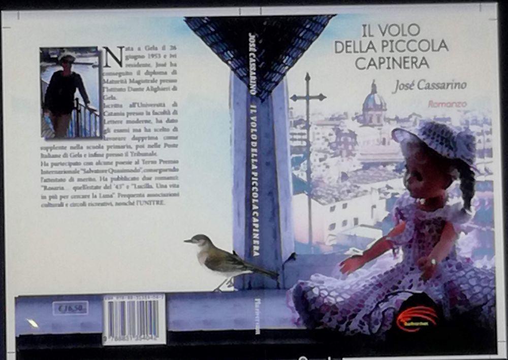Memoria per Josè Cassarino - Il volo della piccola capinera