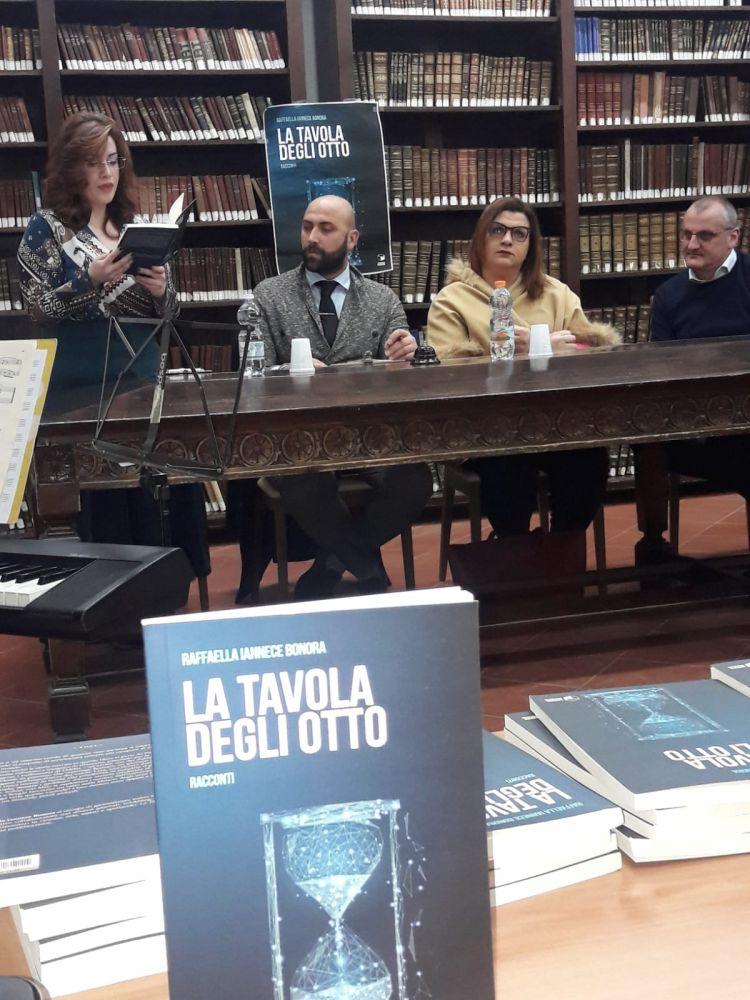 """Memoria per Raffaella Iannece Bonora - """"La Tavola degli Otto"""""""