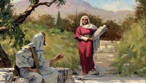 Memoria per Meditazione su Gesù e la Samaritana (Gv 4,5-42)