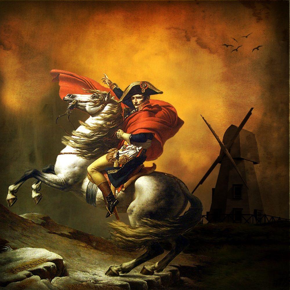 Memoria per E se l'Italia l'avesse unita Napoleone? Partendo dalla Sicilia...