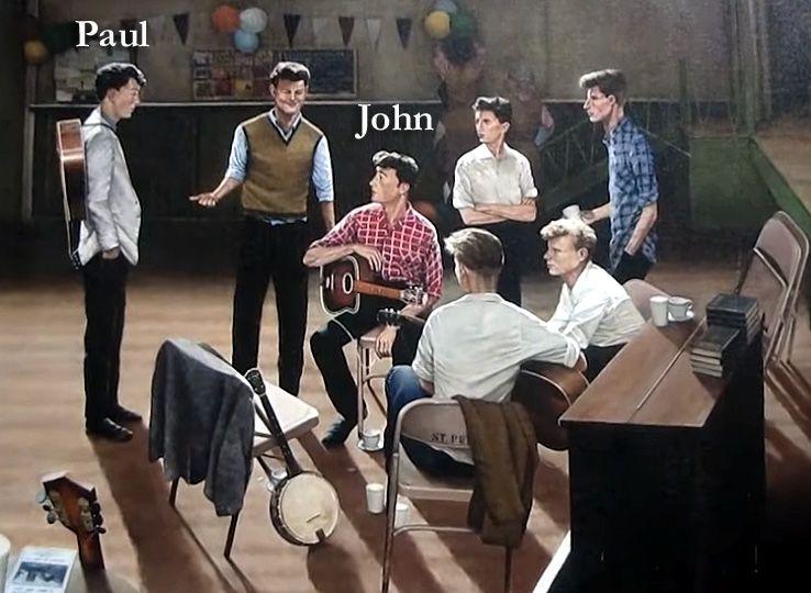 Memoria per Beatles, 6-7-1957: quando tutto ebbe inizio...