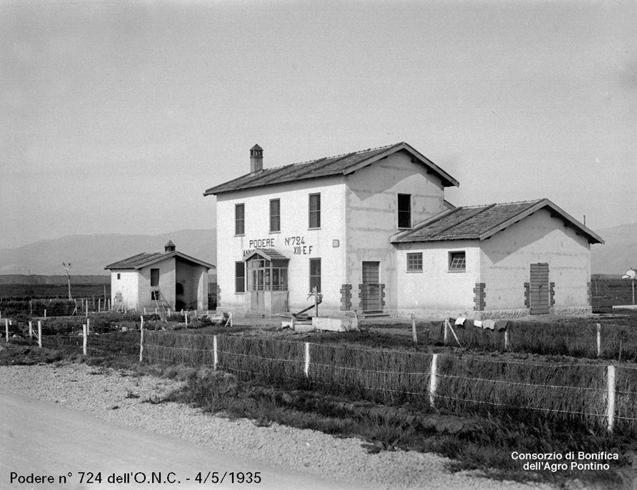 Memoria per Autunno 1932: la vita nell'Agro Pontino...
