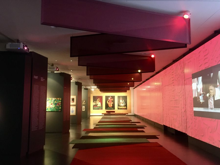 Memoria per Galleria Campari: racconto del dialogo tra impresa e arte contemporanea