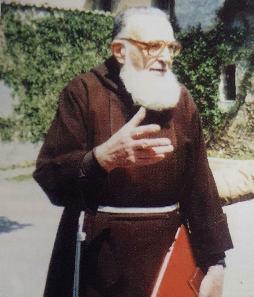 Memoria per Gianfranco Chiti - Il soldato francescano