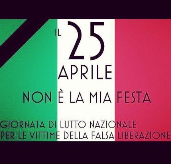 Memoria per Il 25 aprile: la data che ancora divide