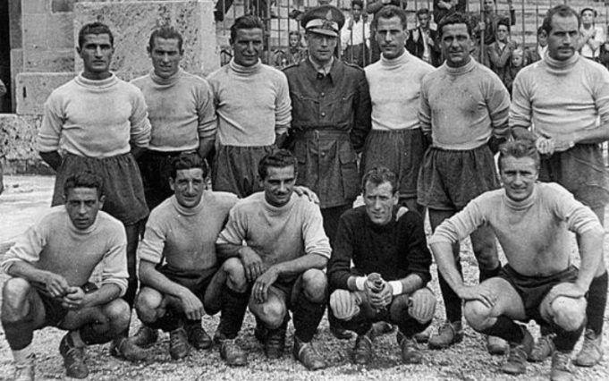 Memoria per 1944: Scudetto allo Spezia. Fu vera gloria?