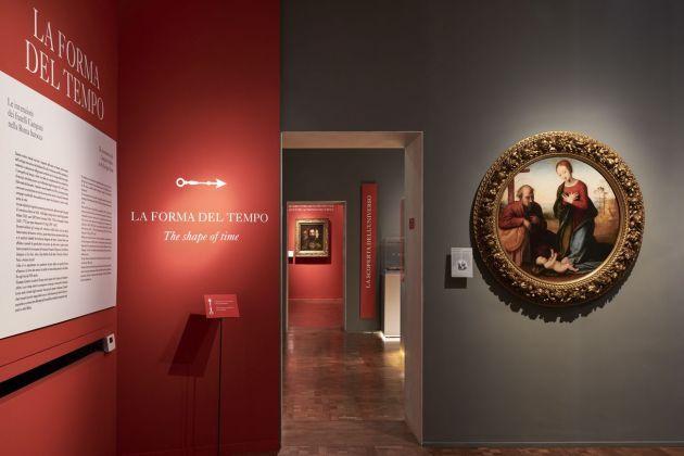 Memoria per Museo Poldi Pezzoli di Milano: La forma del tempo