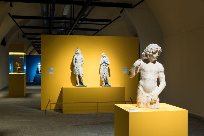 Memoria per 60 anni di scultura al Castello Sforzesco