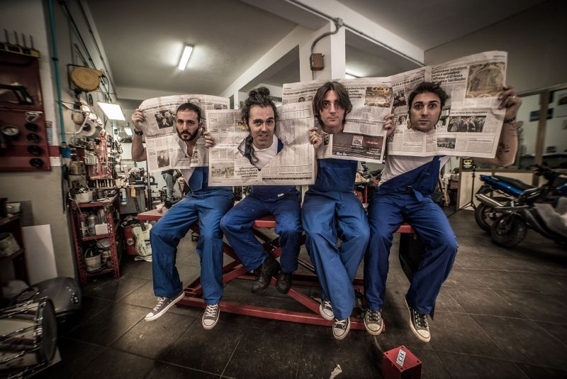 "JACK & THE STARLIGHTERS: dal 10 novembre in radio e in digitale ""LA GITANA"", il primo singolo della rock band siciliana."