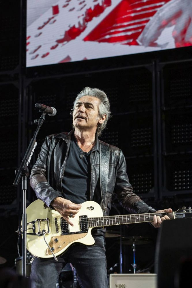 "ALL'OLIMPICO DI ROMA ULTIMA DATA ""START TOUR 2019"" DI LIGABUE"