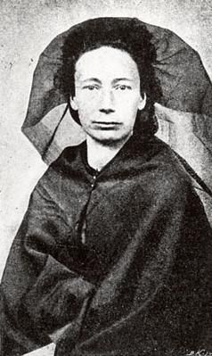 LOUISE MICHEL, ANARCHICA TRA GLI ANARCHICI