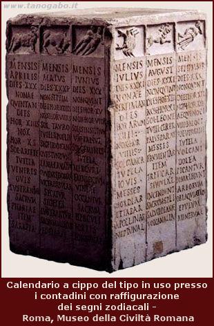 Calendario Antico.Wide Snc Dodici Mesi In Calendario Il Giornale Del